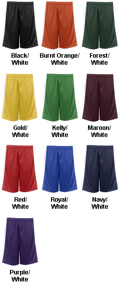 Adult Challenger Short - All Colors