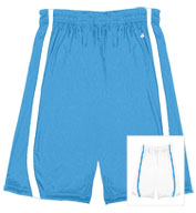 Custom Badger Mens B-Slam Double-Ply Reversible Short