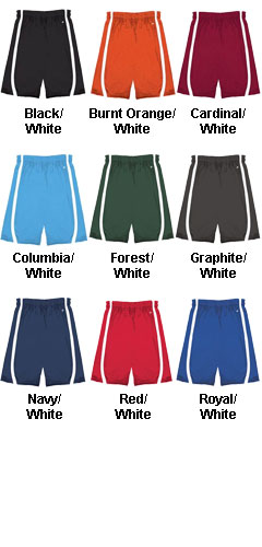 Youth B-Slam Reversible Short - All Colors