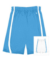 Custom Badger Youth B-Slam Double-Ply Reversible Short