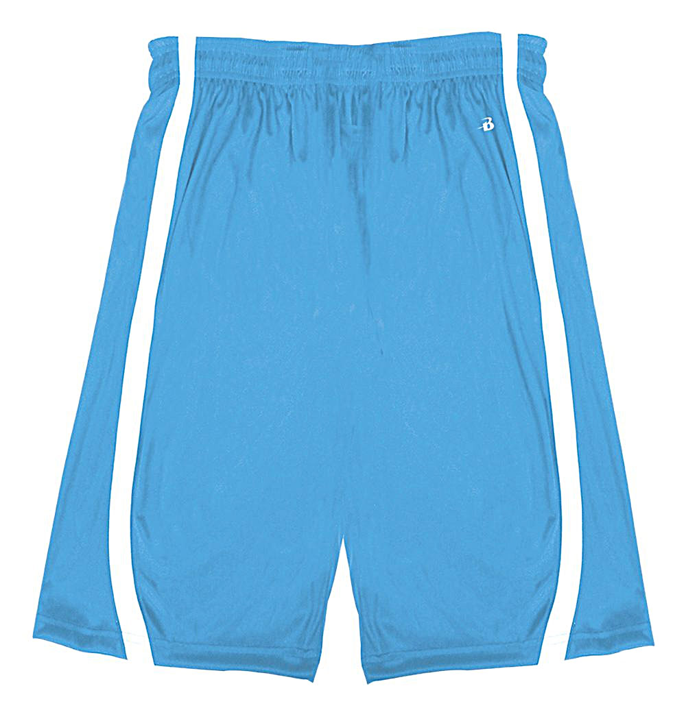 Badger Youth B-Slam Double-Ply Reversible Short