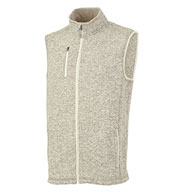 Custom Charles River Mens Pacific Heathered Vest