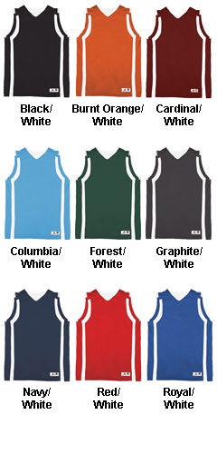 Ladies B-Slam Reversible Tank - All Colors