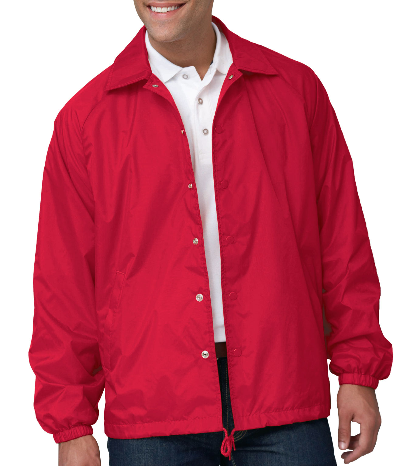 Dunbrooke Adult Coaches Windbreaker Jacket