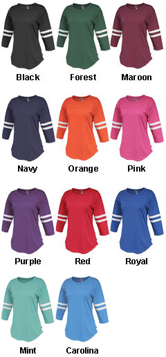Ladies Rally Jersey - All Colors
