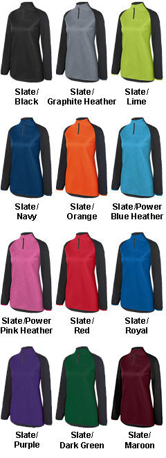 Ladies Record Setter Pullover - All Colors