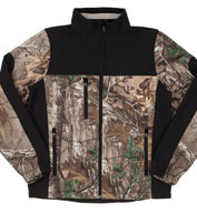 Custom Mens Hunter Softshell Jacket