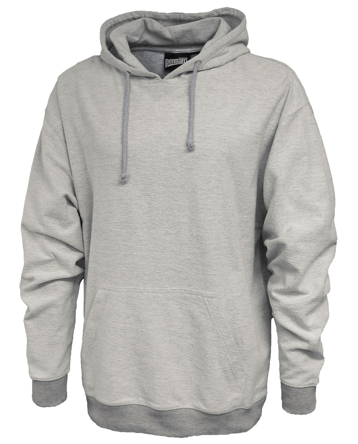 Adult Inside-Out Fleece Hoodie
