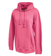 Custom Womens Sahara Fleece Hoodie