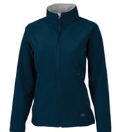 Custom Womens Charles River Ultima Soft Shell Jacket