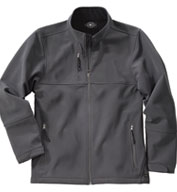 Custom Mens Ultima Soft Shell Jacket by Charles River Apparel