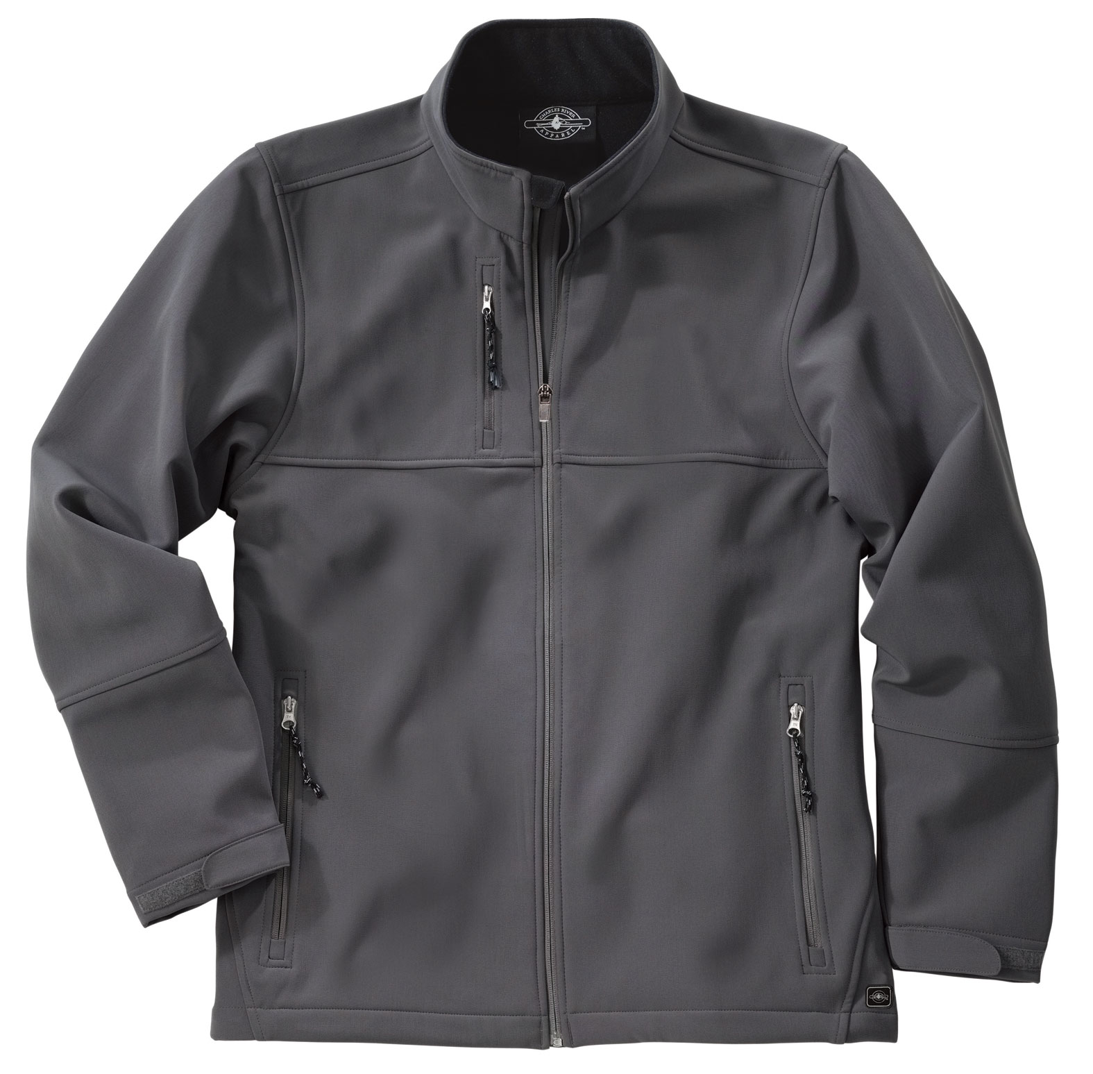 Mens Ultima Soft Shell Jacket by Charles River Apparel