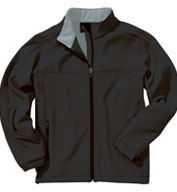 Custom Charles River Mens Classic Soft Shell Jacket
