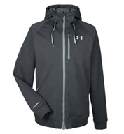 Custom Under Armour Mens Dobson Softshell Jacket