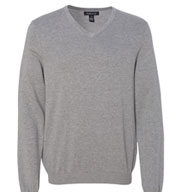 Custom Van Heusen Mens V-Neck Sweater