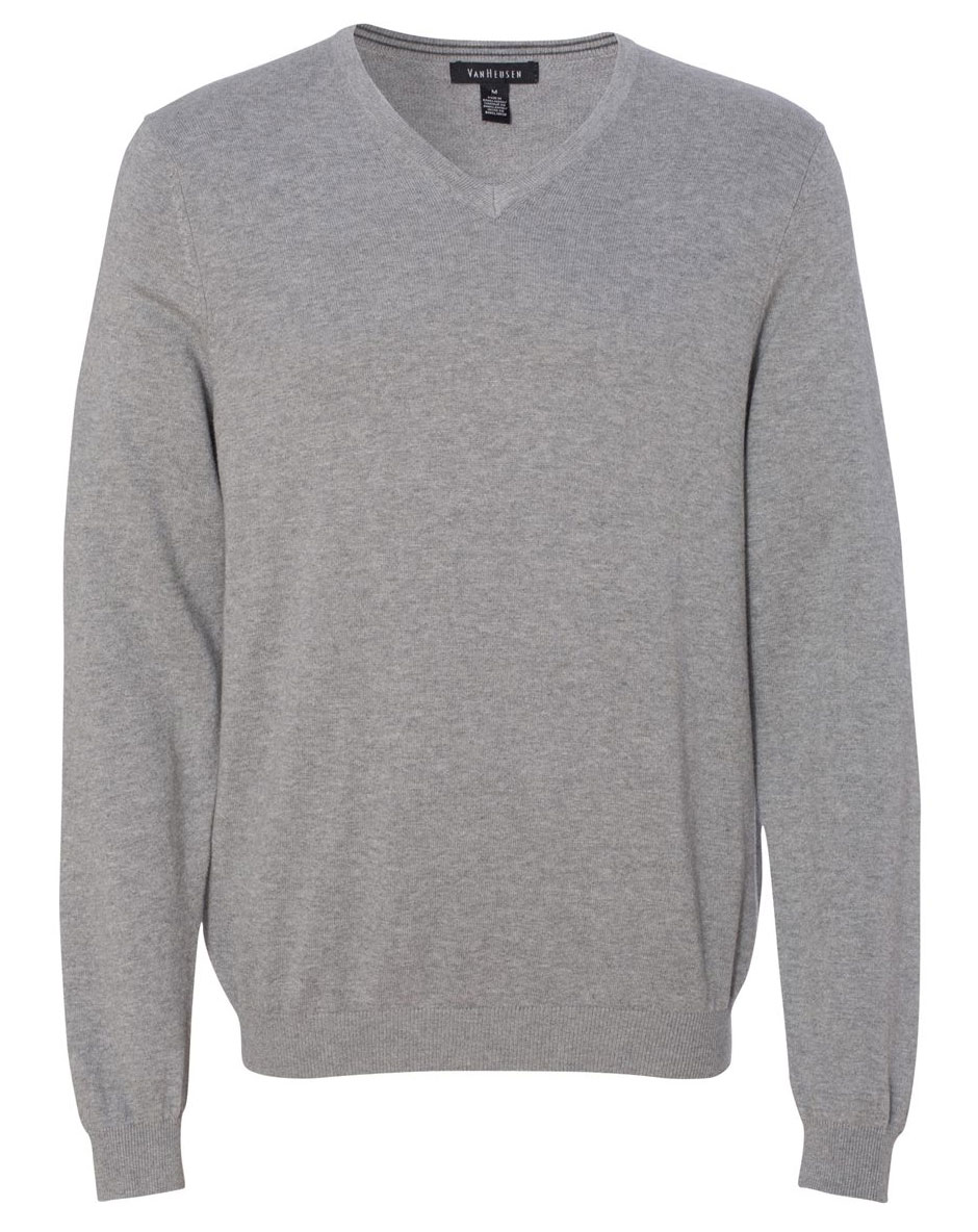 Van Heusen Mens V-Neck Sweater