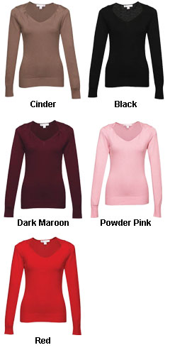 The Grace Ladies Sweater - All Colors