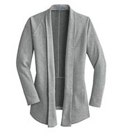 Custom Ladies Interlock Cardigan