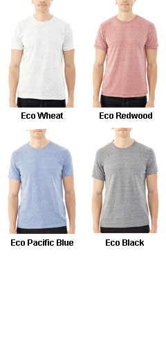 Alternative Eco Nep Jersey Waterline Tee - All Colors