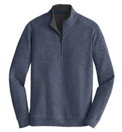 Custom Mens Interlock 1/4-Zip