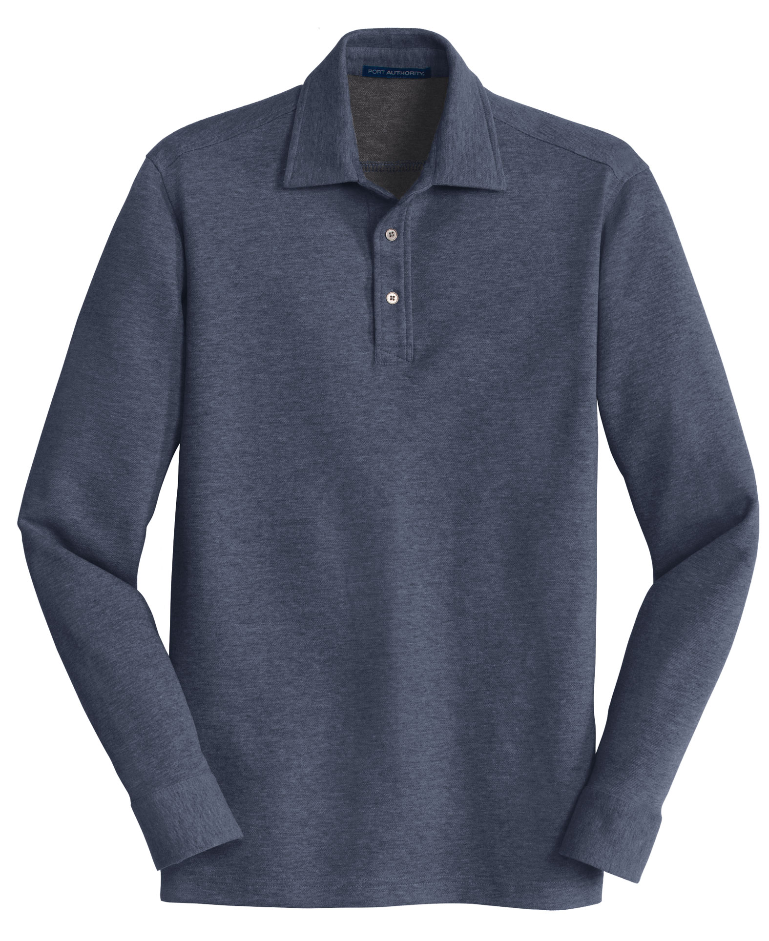 Mens Interlock Polo Cover-Up