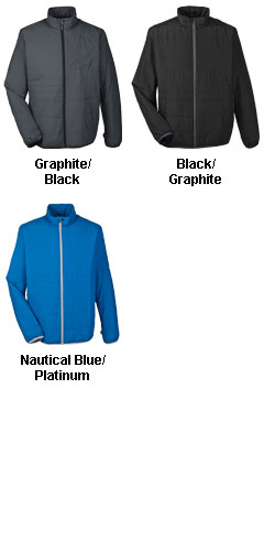 Mens Resolve Interactive Packable Jacket - All Colors