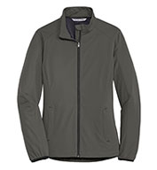 Custom Port Authority Ladies Active Soft Shell Jacket