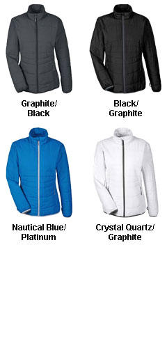 Ladies Resolve Interactive Packable Jacket - All Colors
