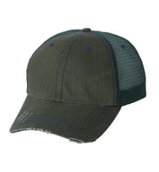f47fb1405b50a Custom Herringbone Unstructured Trucker Cap