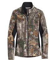 Custom Port Authority® Ladies Camouflage Colorblock Soft Shell