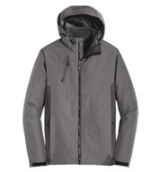 Custom Port Authority® Mens Merge 3-in-1 Jacket