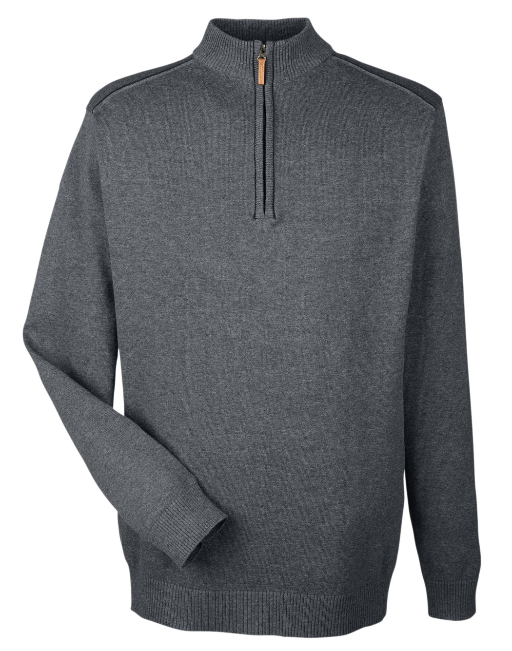 Mens Manchester Fully-Fashioned 1/4-Zip Sweater