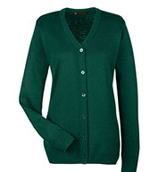 Ladies Pilbloc™ V-Neck Cardigan Sweater