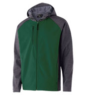 Custom Holloway Mens Raider Softshell Jacket