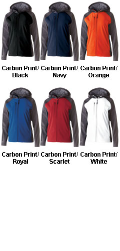 Ladies Raider Softshell Jacket - All Colors