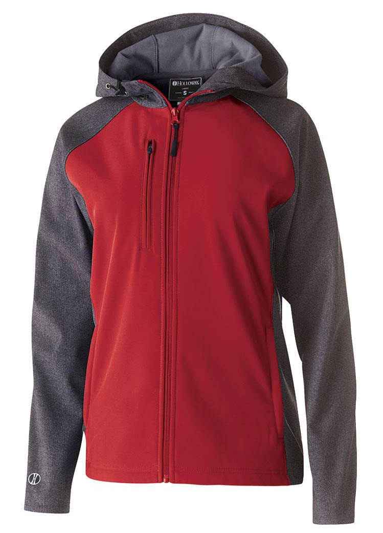 Holloway Ladies Raider Softshell Jacket