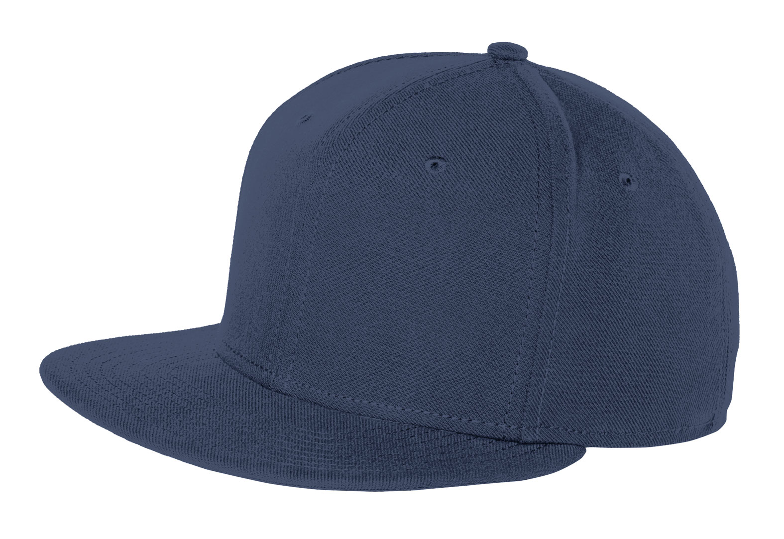 New Era® Original Fit Flat Bill Cap
