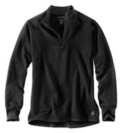 Custom Mens Carhartt Base Force Extremes Weather Quarter Zip