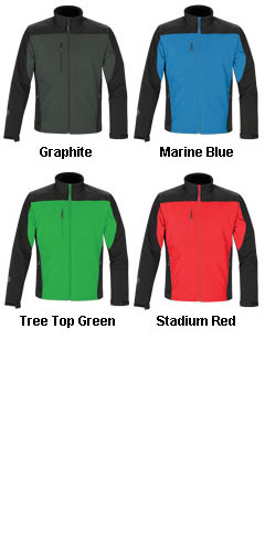 Mens Edge Softshell - All Colors