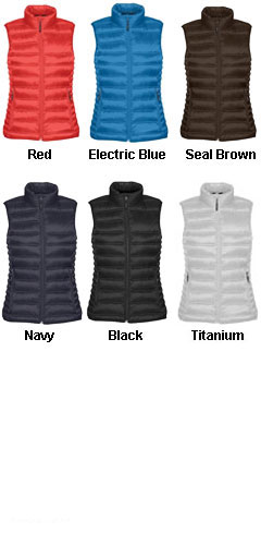 Womens Basecamp Thermal Vest - All Colors