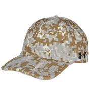 Custom Under Armour Curved Bill Digi Camo Cap