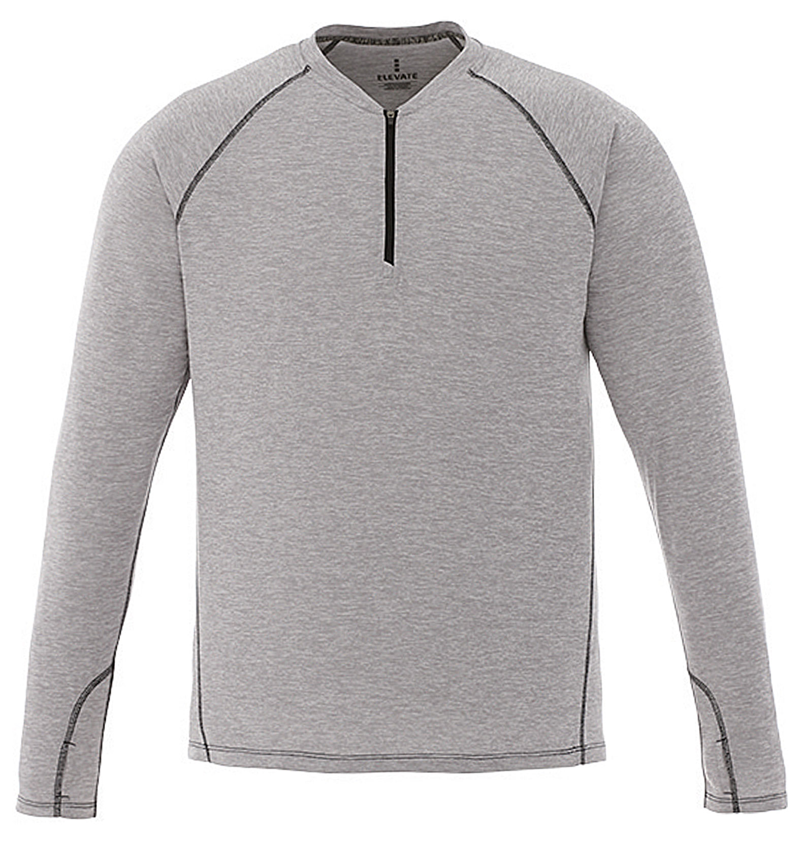 Trimark Mens Quadra Long Sleeve Top