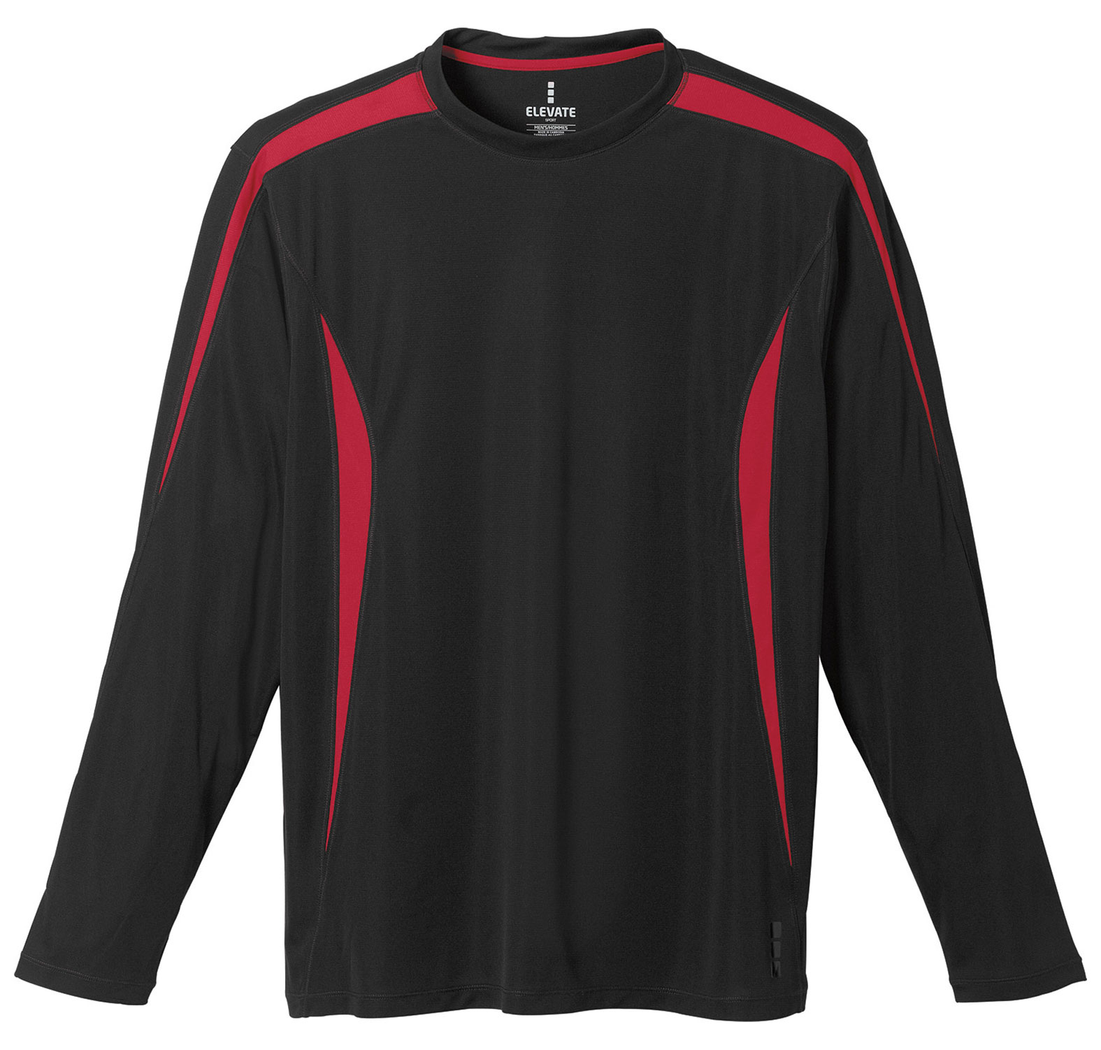 Mens Kemah Long Sleeve Tech Tee