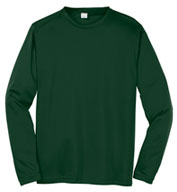 Custom Sport-Tek® Tall Long Sleeve PosiCharge® Competitor™ Tee