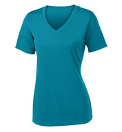 Custom Ladies PosiCharge® Competitor V-Neck Tee