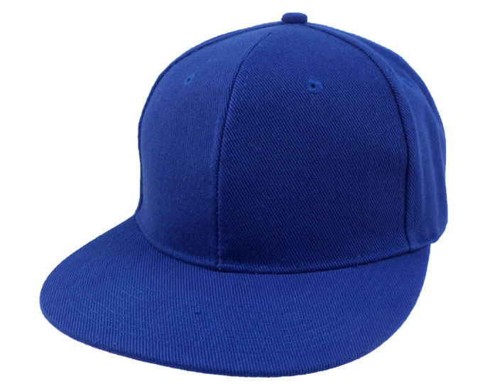 Apollo Flat Bill Acrylic Urban Cap
