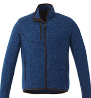 Custom Trimark Mens Tremblant Knit Jacket