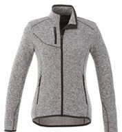 Custom Womens Tremblant Knit Jacket