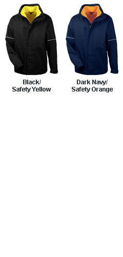 Harriton Adult Contract 3-in-1 Jacket - All Colors