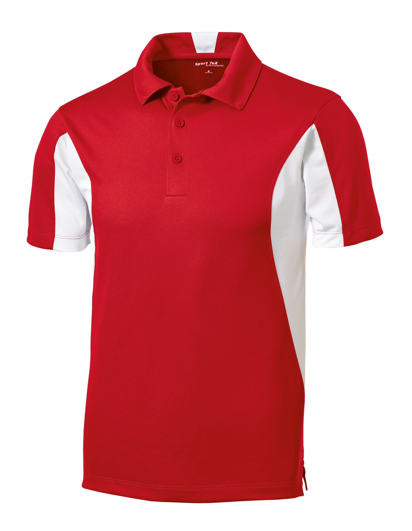 Sport-Tek® Tall Side Blocked Micropique Sport-Wick® Polo